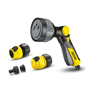 Karcher SET Plus Multi Spray Gun & Connectors
