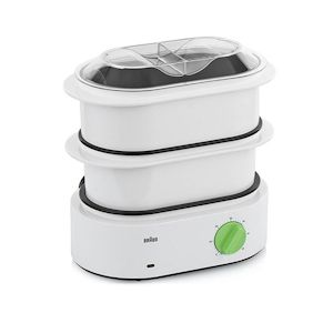 Braun Tribute Collection Food Steamer