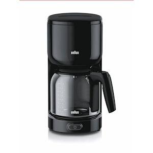 Braun PurEase Coffee Maker Black