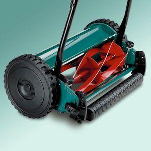 Bosch AHM 38 Hand Push Cylinder Lawnmower