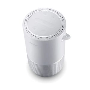 Bose Smart Portable Home Speaker Silver